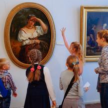 Летняя художественная школа