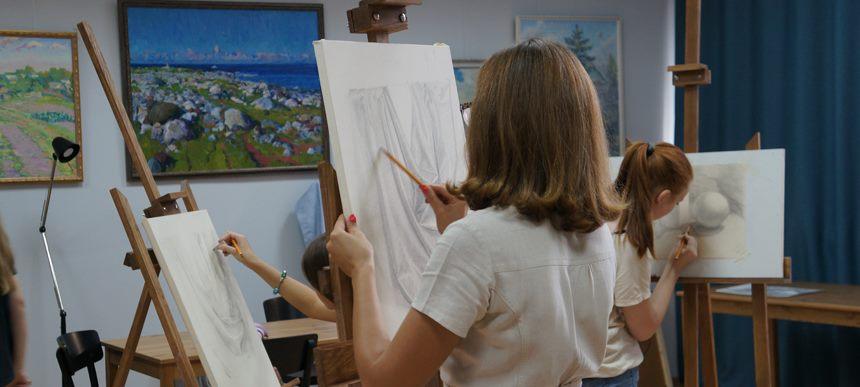 Преподаватель курсов рисования москва вакансии